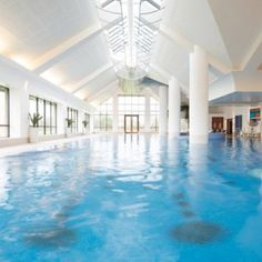 Champneys Springs Review | A healthy retreat that focuses on both relaxation and a fitness cleanse... For more holiday inspiration see our site, www.redonline.co.uk.