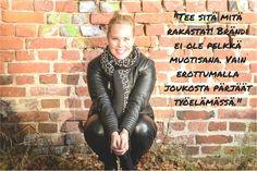 """Kati Koivunen: """"Henkilörändi tekee sitä mitä rakastaa"""""""