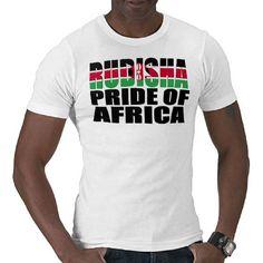 #DavidRudisha Pride of Africa Kenyan Flag Shirts #London2012 #Athletics