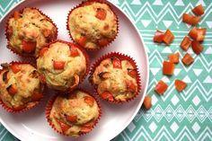 KIDS: Deze aardappel cupcakes zijn leuk om samen met je kids te maken, lekker voor bij het avondeten of voor tussendoor. #kids #kidsproof #snack