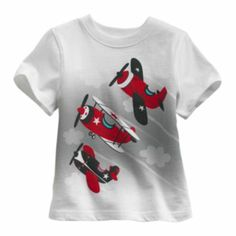Jumping Beans Planes Tee - Toddler
