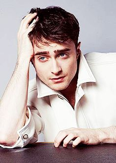 Daniel Radcliffe, Out Magazine outtakes by Kai Z Feng