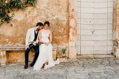italy-destination-wedding-summer-dolce-vita-weddingdress-inspiration-weddingdress-yolancris #yolancris #yolan #cris #fashion #highfashion #wedding #toscana #italy #bohowedding #boho #bride #weddingdress #love #slowfashion #couture