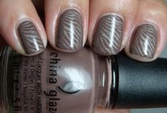 Colores de Carol: China Glaze Street Chic, BM223