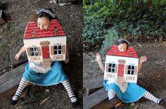 World Book Day costume ideas - Book: Alice In Wonderland - goodtoknow