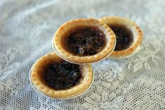 Christmas Recipes For the Last Minute Panic People: Butter Tarts - The Kitchen Magpie