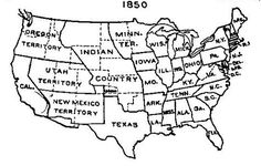 Census Facts on 50 States| Doing your family genealogy you have and will continue to use the U. S. Federal Censuses. They are a very valuable tool in research. From the first census in 1790 showing approximately 3.9 million people in the new country to the latest census it is so important to check all the censuses available for information about your ancestors. Each census counted as many people as could be located, whether they were a U. S. citizen or not, they counted.  #census #familytree