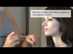 Lily Allen Makeup Tutorial by Rimmel London