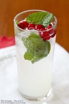 Winter Wonderland Inspired Cocktails for your wedding