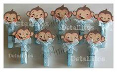 Pines para baby shower ;) !!