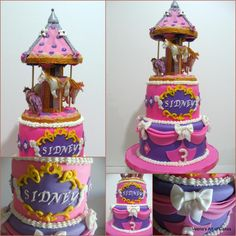 Wendy S Cake Art Facebook : The Wendy cake by Marianne Bartuccelli : Tastefully Yours ...