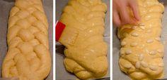 Τσουρέκια αφράτα, με ίνες γεμάτα άρωμα και νοστιμιά | magiacook Tsoureki Recipe, Easter Recipes, Cake Toppers, Dairy, Ice Cream, Sweets, Cheese, Cookies, Ethnic Recipes