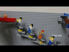 LEGO Rube Goldberg machine レゴのピタゴラ装置 - YouTube