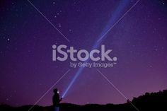 Searching the Stars Zdjęcie royalty-free