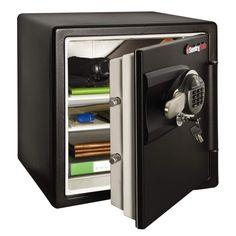 DSW3950 Biometric Fire Safe