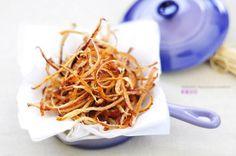 Cách làm món mực một nắng tẩm muối ớt nướng - http://congthucmonngon.com/17596/cach-lam-mon-muc-mot-nang-tam-muoi-ot-nuong.html