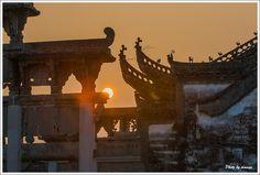 Memorial Arch, Shexian, Huangshan, Anhui, China