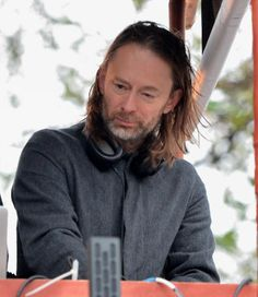 Thom Yorke - Climate Change March - London