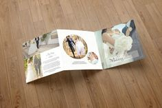 Wedding Photography Brochure  Instant by TemplateStock on Etsy