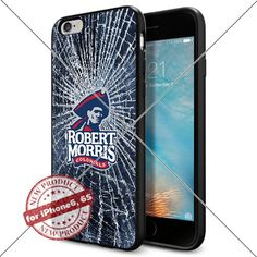 WADE CASE Robert Morris Colonials Logo NCAA Cool Apple iPhone6 6S Case #1488 Black Smartphone Case Cover Collector TPU Rubber [Break] WADE CASE http://www.amazon.com/dp/B017J7RBCG/ref=cm_sw_r_pi_dp_MFmvwb02H17Q8