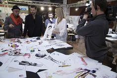 AF Workshops Fashion Drawing tutor: Tomek Sadurski #fashion #drawing #workshops #sadurski #art #festival #starybrowar #poznan #jacykow #puslecka #tvn