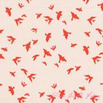 Violet Craft Waterfront Park Flight Clementine [MM-DC6136-Clementine] - $7.95 : Pink Chalk Fabrics is your online source for modern quilting cottons and sewing patterns., Cloth, Pattern + Tool for Modern Sewists