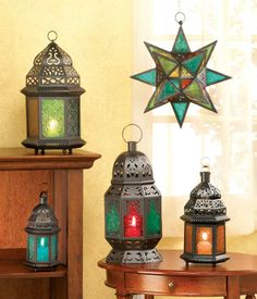 Some lamps I'd like to incorporate
