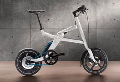 Electric bike from BMW