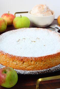 Omena-mutakakkua ja kanelikermaa (Suklaapossu)