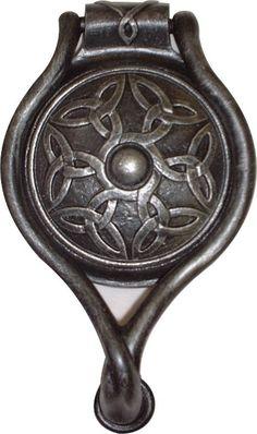 Celtic door knocker