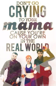 Paramore - Ain't it fun. Love this song so much <3