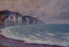 莫奈经典系列画300张欣赏