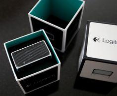 Logictech Cube.  Beautiful packaging, great design