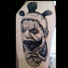 Realizado en la expo freak tattoo