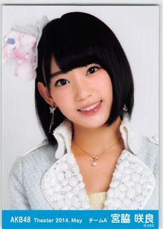 AKB48 Theater 2014.May 宮脇咲良