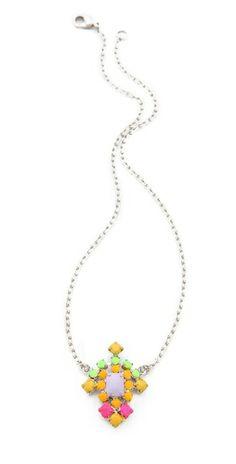 LOVE this electro cash Nova necklace