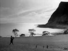 """still from """"I Know Where I'm Going"""" (1945) filmed in Scotland"""