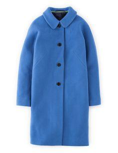 Porcelain blue coat! Love it!!