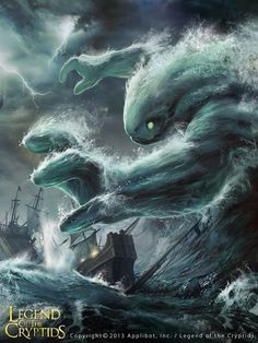 Artist: Unknown name aka THT-ferryspace (Insomniac Studio) - Title: Unknown - Card: Ocean Floor Aipalookvik (Winding)