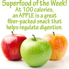 Superfood of the Week: Apple