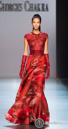 Georges Chakra F/W 2014-15 Couture