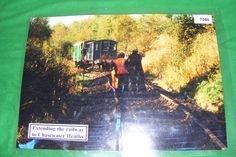 Chasewater Railway Museum One from the photo collection One or two wiggles but they got there in the end!