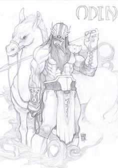 Odin by ronaproject