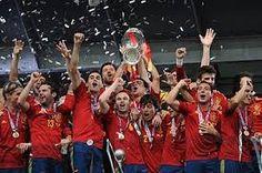 Resultado de imagen para seleccion española de futbol