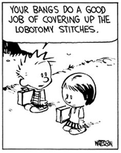 Funny quotes and sayings humor sarcasm someecards 28 ideas Calvin And Hobbes Comics, Calvin And Hobbes Quotes, Flirting Quotes For Him, Flirting Memes, Flirting Messages, Nerd Humor, Humor Grafico, Fun Comics, Hobbs