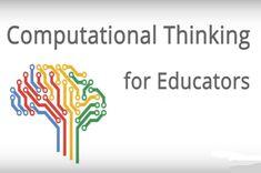 Computational thinking for educators - Digital Technologies Hub - great resource