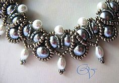 Heart Necklace, FREE Pattern directly on the web page page. In Russian, but with good pictures.