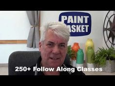 Become a Patron Acrylic Painting Inspiration, Easy Canvas Painting, Acrylic Pouring Art, Acrylic Painting Lessons, Painting Techniques, Online Art Classes, Beginner Painting, Learn To Draw, Art Lessons