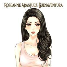 "All About Jonaxx - Roseanne ""Rosie"" Aranjuez Wattpad Book Covers, Wattpad Books, Chibi Maker, Jonaxx Boys, Ideal Girl, Wattpad Quotes, Anime Version, Starco, Girls Characters"