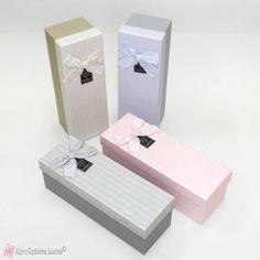 Παραλληλόγραμμα χάρτινα κουτιά με φιόγκο Floating Nightstand, Boxes, Gift Wrapping, Gifts, Home Decor, Floating Headboard, Gift Wrapping Paper, Crates, Presents